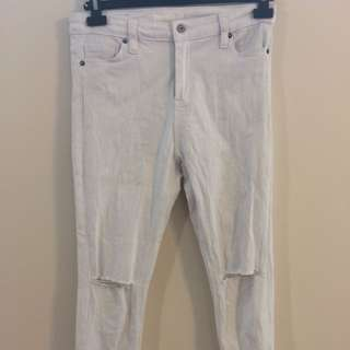 Junkfood High Waisted Jeans