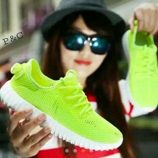 Pure Boots pop Lokal Size 36 - 40 10 Warna