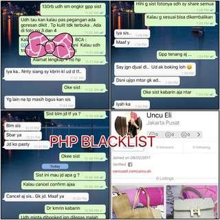 Php / Blacklist