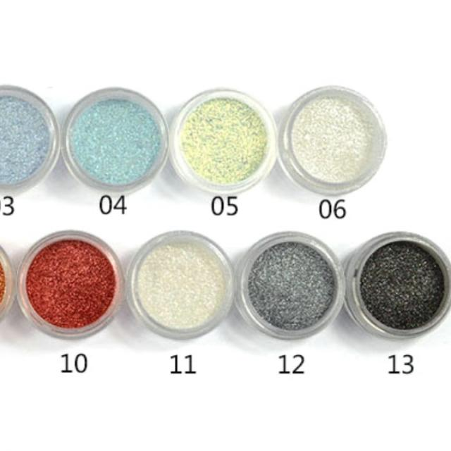 13 Shades Of Love Alpha Glitter