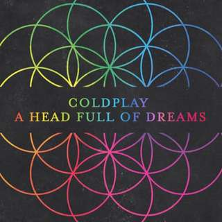 Coldplay A Head Full Of Dreams Singapore Tickets