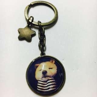 🚚 客製化手作寵物鑰匙圈🔑