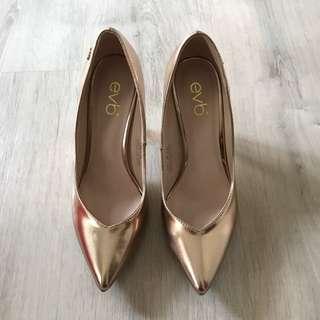 Everbest Rosegold Pump Shoes