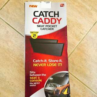 Catch Caddy: Seat Pocket Catcher (Only One Available)