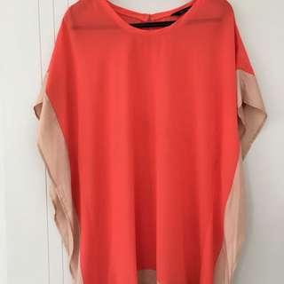 Decjuba Orange Dress