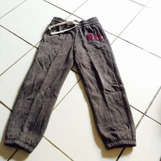 H&M Jogger Pants For 5-6yrs Old