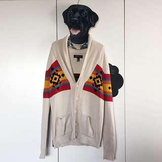 Forever 21 Men Aztec Sweater