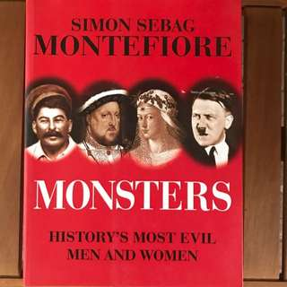 History's Most Evil Men And Women Book