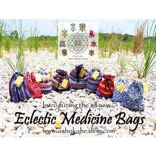 Eclectic Medicine Bags