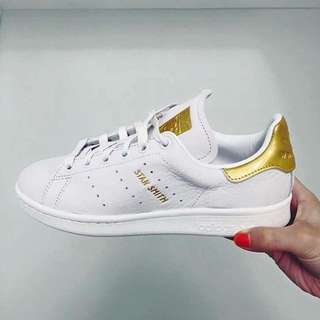 Adidas Stan smith 999(24k gold)