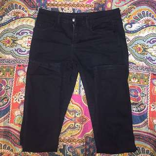 Miss Shop Black Denim Skinny Jeans