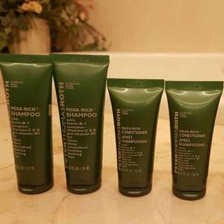 Peter Thomas Roth 2 Shampoo & 2 Conditioner