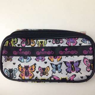 Animob Butterfly Pencil Case