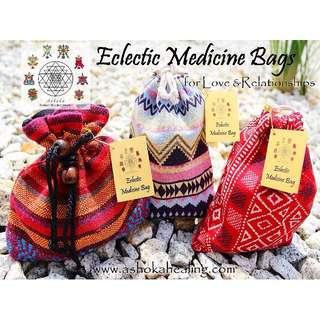 Eclectic Medicine Bag for Love & Relationships
