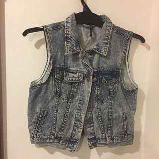 Denim Vest $15 Plus Postage