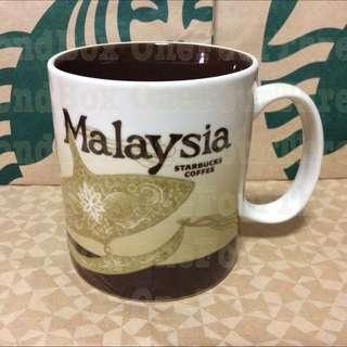 Starbucks MALAYSIA Icon Mug Collectibles