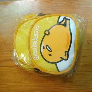 蛋黃哥斜背零錢包