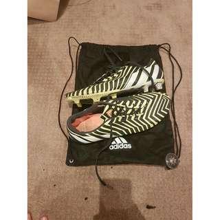 Adidas predator football boots