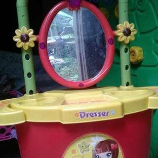 Meja Rias Anak+kursi