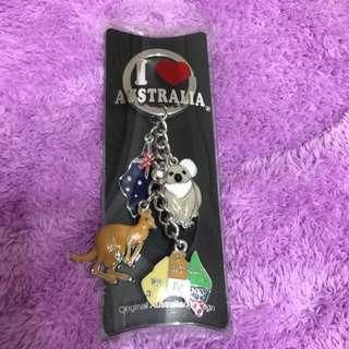 🚚 澳洲 無尾熊鑰匙圈