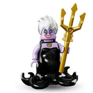 Lego Minifigure Disney Series 1: Ursula (Little Mermaid) (Sealed!)
