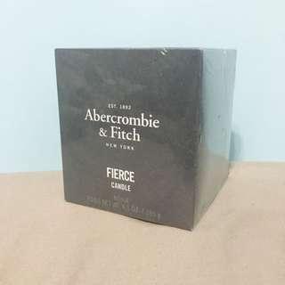 Abercrombie&Fitch  A&F FIERCE香水蠟燭 (AF)