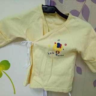 嬰兒長袖衣/每件50元