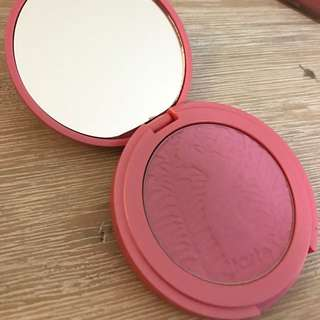 Tarte blush: doll face