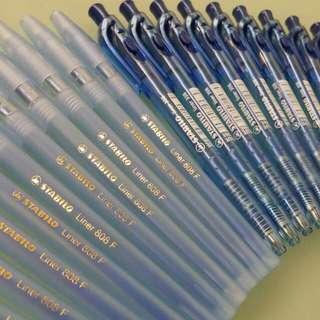 $1 超筍價 全新 原子筆 BALL PEN 上班 上學必買 售完即止 彈性交收 (最低消費$20起)