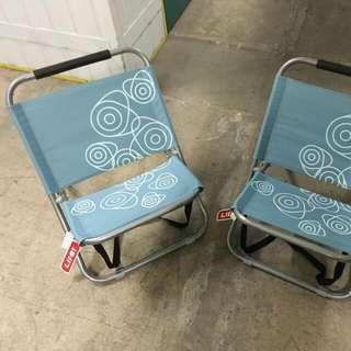 2 x Folding Chairs
