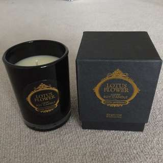 Arome Ambiance Soy Candle Lotus Flower