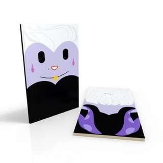 Ursula - Disney Little Mermaid Notebook