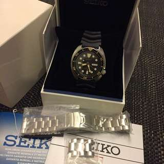 SEIKO X DIVER's 鮑魚 潛水錶