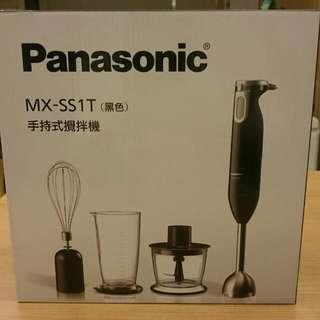 【Panasonic 國際牌 MX-SS1T】 手持式攪拌棒