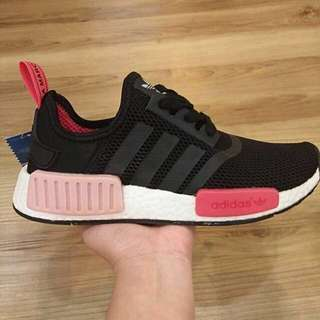 Authentic Pink Nmd_R1