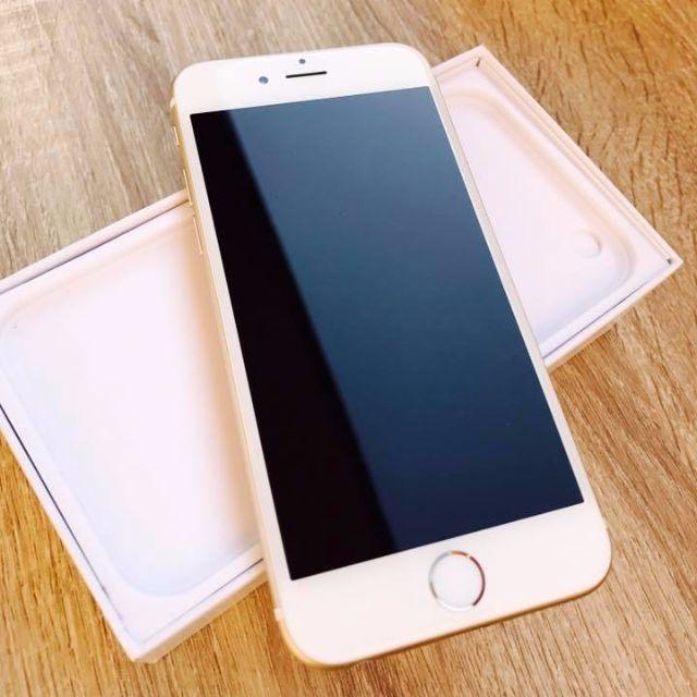 (9)iPhone 6 64g (4.7) 金 很新很漂亮