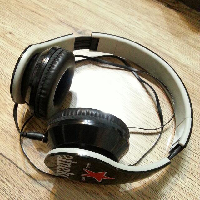 海尼根耳機