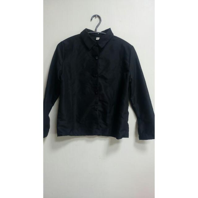 🎆降🎆 🔴黑色 襯衫🔴