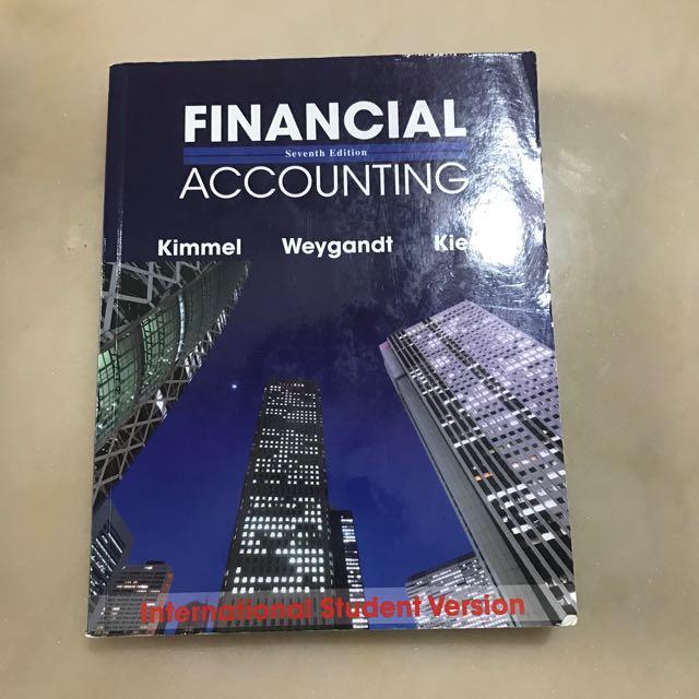 財務會計 Financial Accounting