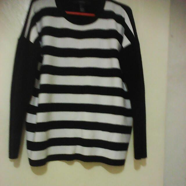""""""" Forever 21"""" Knitted Blouse"""