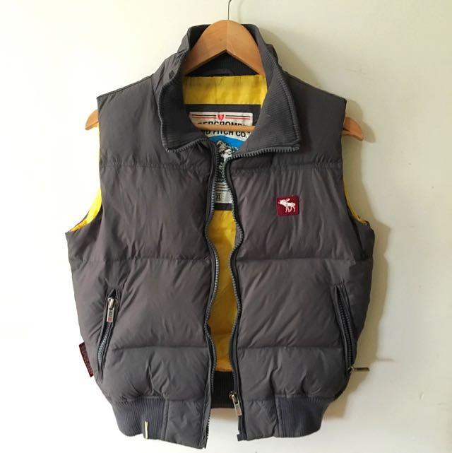 Abercrombie Puffer Vest