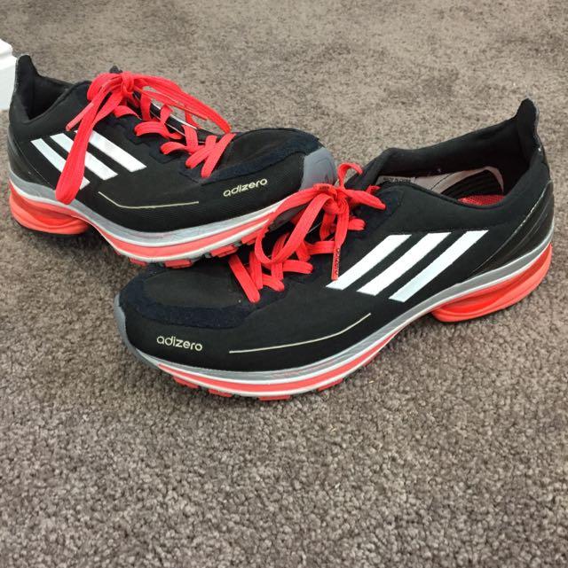 Adidas Adizeros Size 7US
