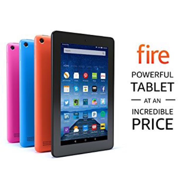 Amazon Fire 7 Kindle Tablet PREORDER