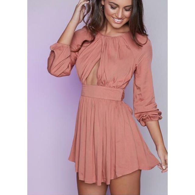 ANGEL BIBA Long Sleeve Dress Size 8