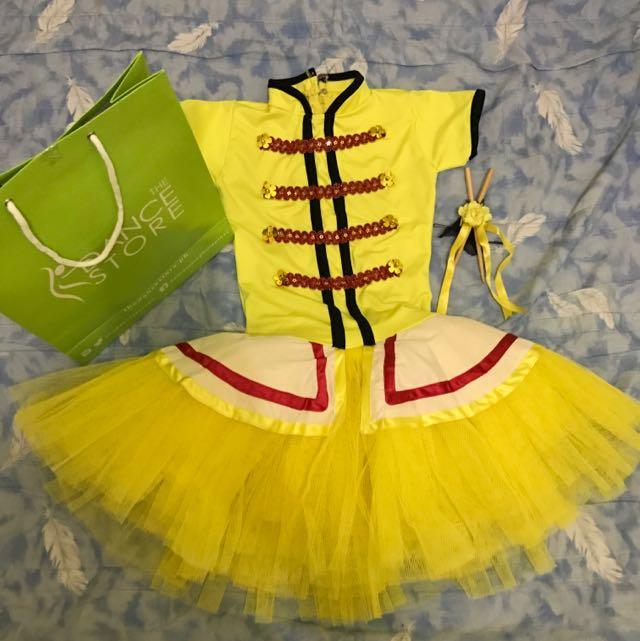Ballerina Costume - Chinese Theme