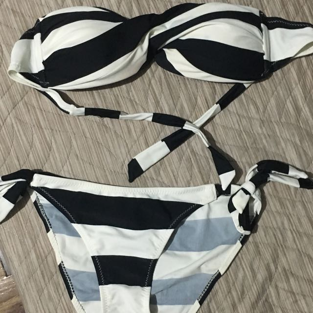 Bandeau Swimsuit