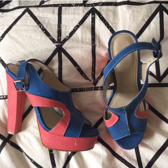 Betts Block Heels