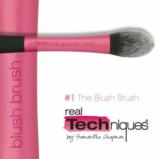 Blush Brush Real Techniques RT