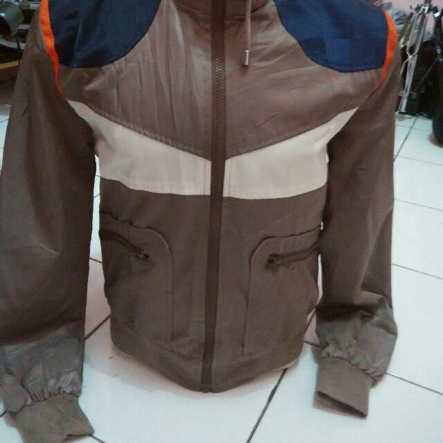 Bomber Jaket Second Good Conditions Size M