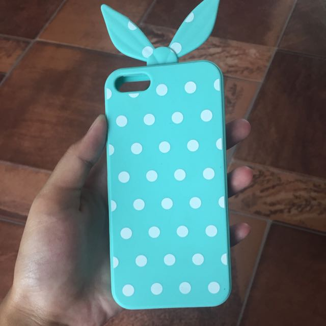 Case Bunny Iphone 5